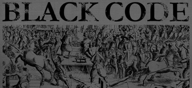 "IMP 043 | BLACK CODE ""Hanged, drawn and quartered"" [LP/CD] Out Now!"
